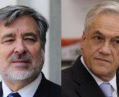 """Guillier critica a Piñera: """"No me parece digno que un candidato hable mal de Chile afuera"""""""