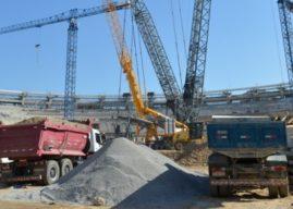 Actividad de la construcción disminuyó 5,5% anual en mayo pasado