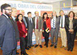 Ministros de Obras Públicas y Transportes impulsan proyectos de conectividad para la región de O'Higgins