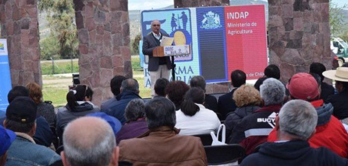 En Limarí conmemoran los 50 años de la Reforma Agraria