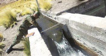 Avanza proyecto que perfecciona marco normativo del uso de las aguas