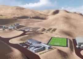 En Antofagasta proyecto Chaqueta Blanca está en condiciones de operar, pero no de funcionar