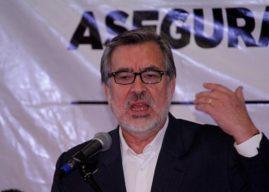 """Guillier por conflicto en La Araucanía: """"Vamos a hacer justicia en esa zona del país"""""""
