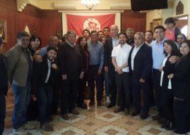 Partido Socialista proclama a Lautaro Carmona en Atacama