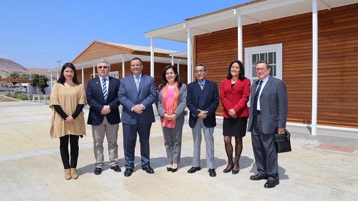 Universidad de antofagasta recibi evaluadores apec 2019 for Vivero antofagasta