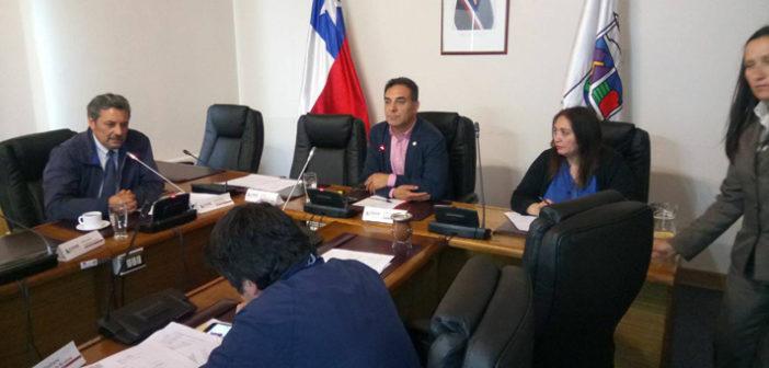 Consejo Regional de O'Higgins aprobó recursos para la relocalización de liceo Agustín Ross de Pichilemu