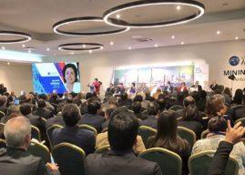 Histórico Encuentro Internacional de Regiones Mineras OCDE finaliza en Antofagasta