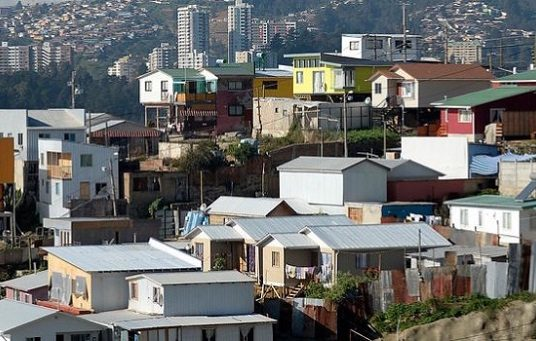 En Valparaíso 12 mil familias necesitan con Urgencia una Vivienda Social