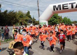 En la Región de O´Higgins más de 500 personas corrieron por la Inclusión