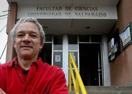 Científico de la Universidad de Valparaíso participará en ceremonia de los Premios Nobel