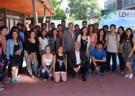 Subsecretaria Quiroga recorre nuevas instalaciones de la Universidad de O'Higgins