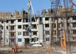 Sector construcción de la región de Coquimbo sigue al alza