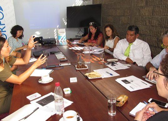 Programa Transforma se coordina para potenciar el Turismo en Camarones