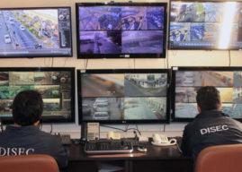 En Coquimbo combaten delincuencia con cámaras de tele protección