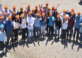 Minera Candelaria inició su programa de Prácticas Profesionales 2018