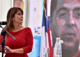 """Intendenta Claudia Rojas: """"Las autoridades deben estar junto a la ciudadanía, los egos le hacen mal a la política"""""""
