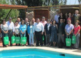 Líderes campesinos de la región de Coquimbo se reúnen para analizar nuevos programas de INDAP