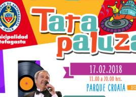 """Municipalidad de Antofagasta invita a disfrutar del primer """"TATAPALUZA"""""""