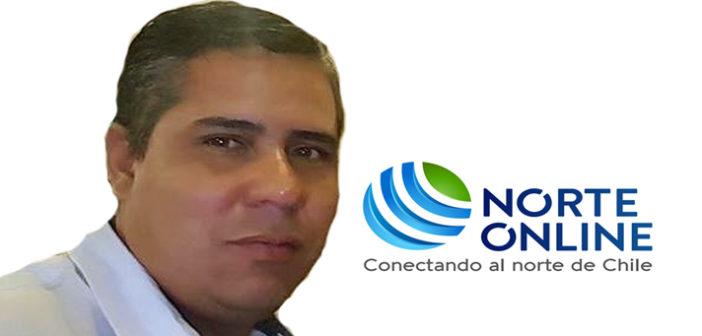 Saludo Aviversario: Alejandro Rondón. Periodista, Director de www.norteonline.cl