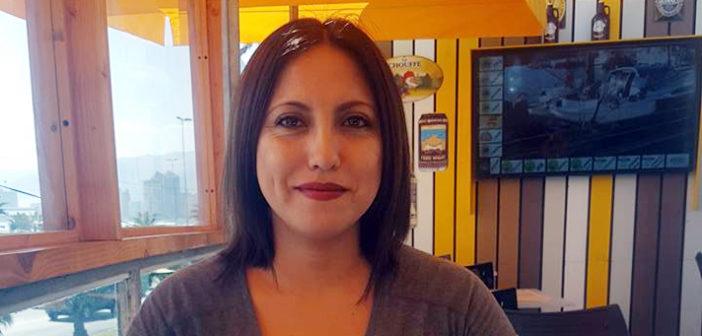Saludo Aniversario: Stephanie Campos B.  Periodista. Jefe de Comunicaciones Municipalidad de Antofagasta