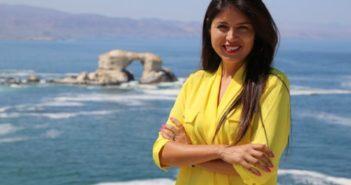 Saludo Aniversario: Karen Rojo. Alcaldesa de Antofagasta