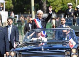 Piñera asume la Presidencia de Chile hasta el 2022