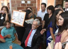El primer anuncio oficial de Piñera: Un Gran Acuerdo Nacional por la Infancia