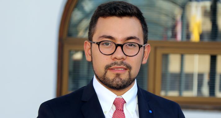 d16a65c38 Alejandro Álvarez, el representante de Hacienda en la región de O'Higgins