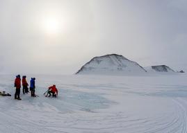 Ciencia en tiempos de pandemia: testimonios de investigadores e investigadoras antárticas
