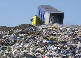 Antofagasta: La basura sigue en medio de la ciudad