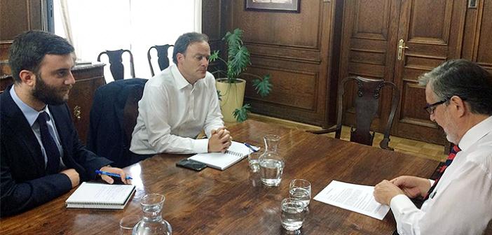 Senador Guillier solicita a ministro de Bienes Nacionales tramitar proyectos de Antofagasta, Tocopilla y El Loa