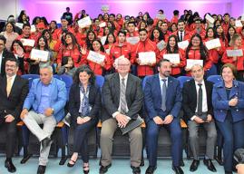 Región de Atacama: Entregan Beca Minera Candelaria a 72 estudiantes