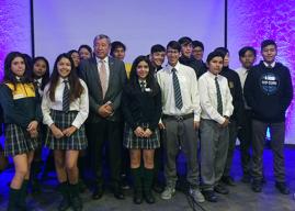 Región de Arica y Parinacota: Estudiantes desarrollaron proyectos sustentables para el desarrollo regional