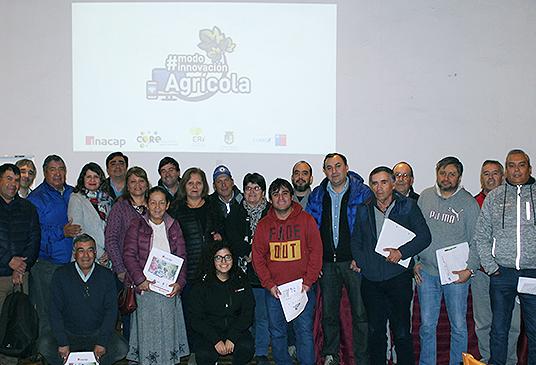 Región de Valparaíso: Lanzan programa de innovación para fortalecer sector frutícola