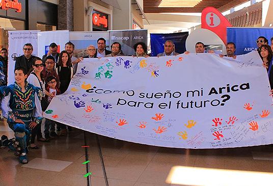 Región de Arica y Parinacota: Actores públicos y privados constituyeron Consejo Urbano