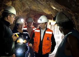 Región de O´Higgins: Dan a conocer actividades conmemorativas del Mes de la Minería