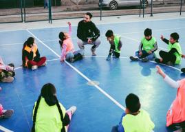 Región de O'Higgins: Fundación Fútbol Más desarrolla proyecto de Innovación Social