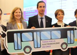 Corfo lanza convocatoria para desarrollar Centro de Electromovilidad en Chile