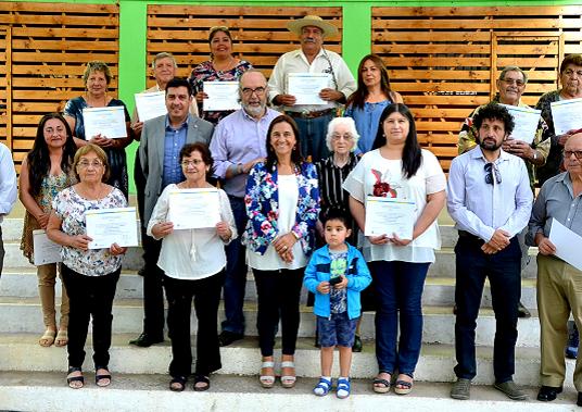Región de O'Higgins: Pacific Hydro premia a comunidades ganadoras del programa Creciendo Juntos