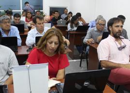 Región de Tarapacá: Capacitan a empresas para postular al programa de Gestores Energéticos