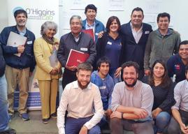 Región de O´Higgins: Organizaciones aprenden sobre Innovación Social