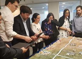 Ministerio de Energía y GIZ presentan maqueta interactiva sobre el camino de Chile a la carbono neutralidad