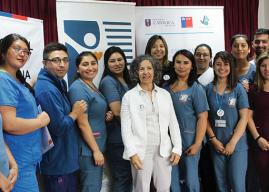Científicas lideran el primer seguimiento poblacional de una pandemia en Chile