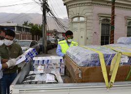Región de Tarapacá: Collahuasi aporta insumos médicos a Cesfam de Pica