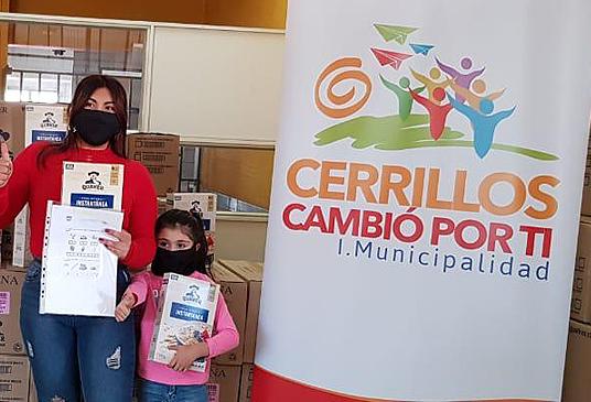 PepsiCo realiza donación a comunidad estudiantil de Cerrillos