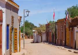 Solicitan al Gobierno subsidiar servicios de agua y luz para habitantes de San Pedro de Atacama