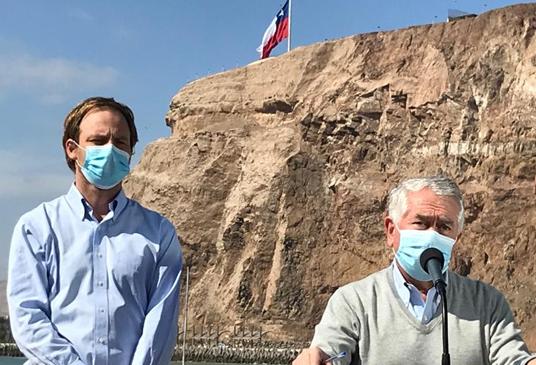 """Diputado Rocafull y cuarentena en Arica: """"Esperamos que se tomen otras medidas adicionales"""""""