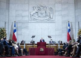 Senador Francisco Chahuán valoró llamado a la unidad de Cuenta Pública