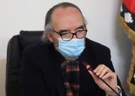 Región de O'Higgins: Eugenio Bauer asume como presidente del Consejo Regional
