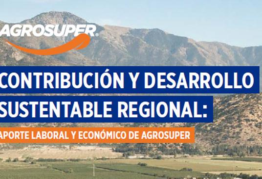 Región de O'Higgins: Agrosuper entrega Informe de Aporte Laboral y Económico que reafirma compromiso con el desarrollo sustentable